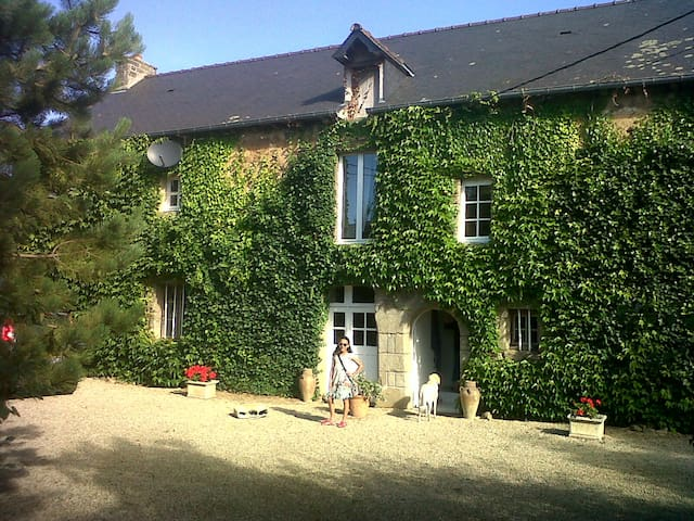 Beautiful country house near Dinan - Guitté - Casa
