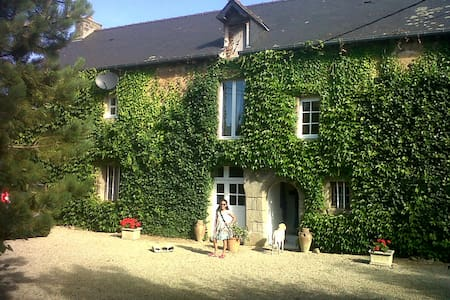 Beautiful country house near Dinan - Guitté