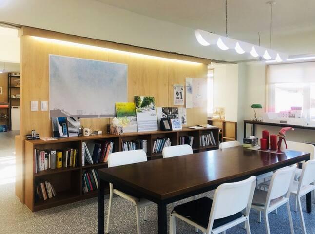 안양 평촌 범계 인덕원 - 건축가의 작업실을 모임 공간과 촬영장소로 공유합니다!!