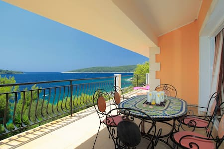 Spacious apartment by the sea - Korcula Island - Wohnung