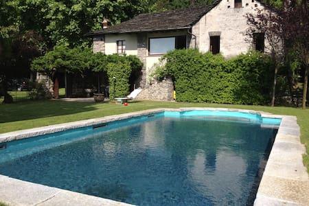 Luxury lake  villa pied dans l'eau - Orta San Giulio - Villa