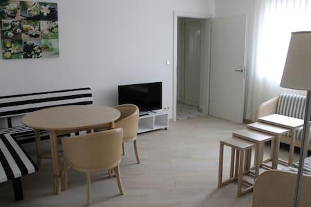 Moderne und ruhig gelegene Wohnung - Leonding - Apartament