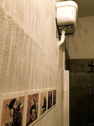 Cosy 4-Beds Room in the Minihostel 12Monkeys