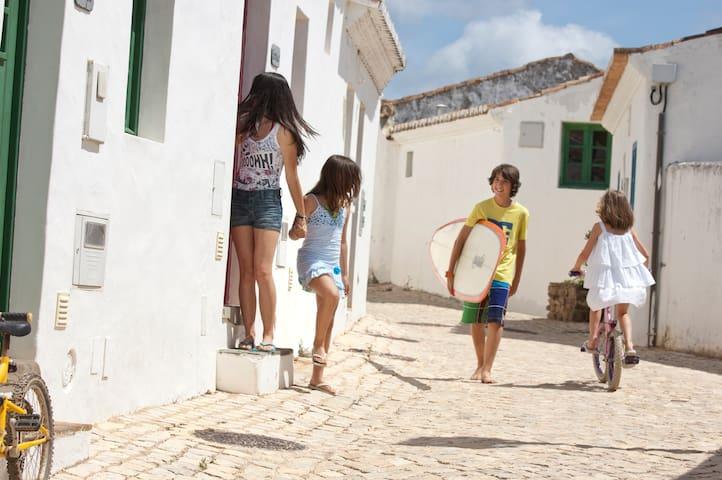Aldeia da Pedralva - Casa Barranco - Vila do Bispo - Ev