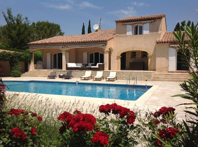 Très joli appartement collé à villa - Aix-en-Provence - Leilighet