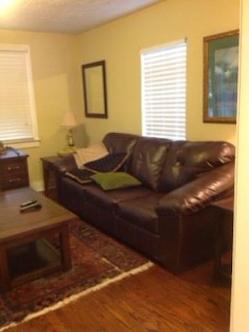 Cozy duplex in heart of Five Points