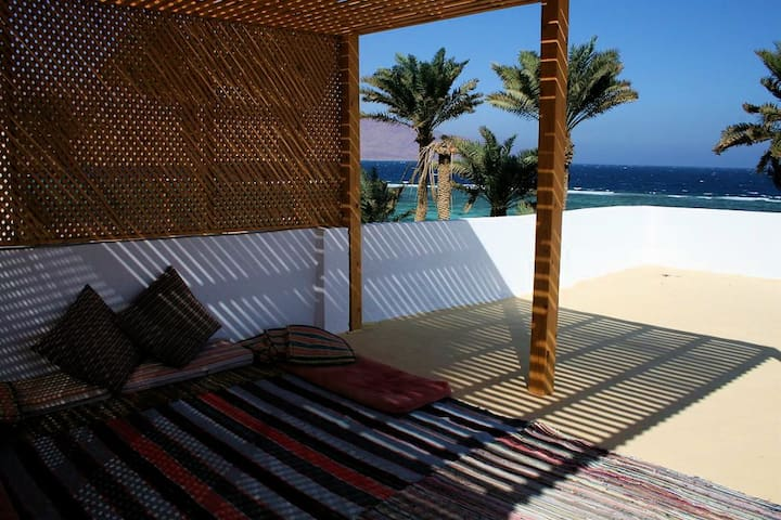 Reef View Apartment - Dahab - Daire