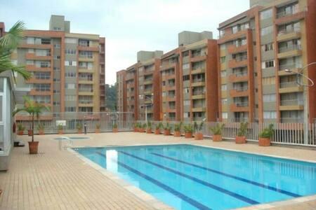 Apartamento campestre cerca a todo
