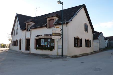 """chambre chez l'habitant """"Les Marlaix"""" - Vert-Toulon - Casa"""