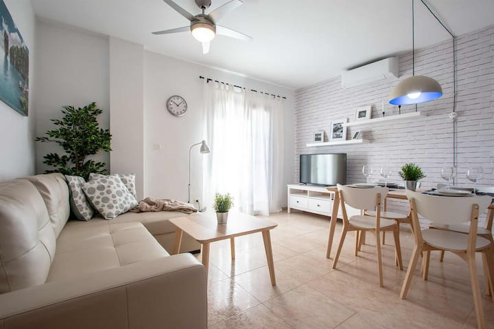 1 bedroom apartment in the center, Calle Pintada 11