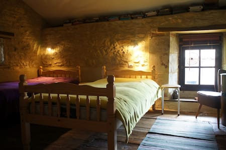 Under The Lime Tree Spa ~ Ensuite - Cellefrouin - Bed & Breakfast
