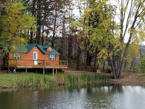 The Overlook Cabin-Hocking Hills-Pet Friendly