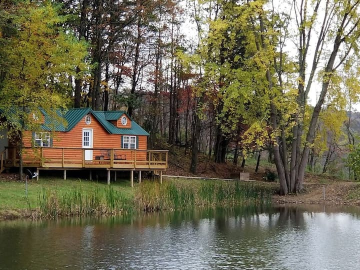 The Overlook Cabin-Hocking Hills-Pet Friendly