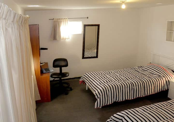 Room·for 1 or 2 in Chapinero Cl 69.