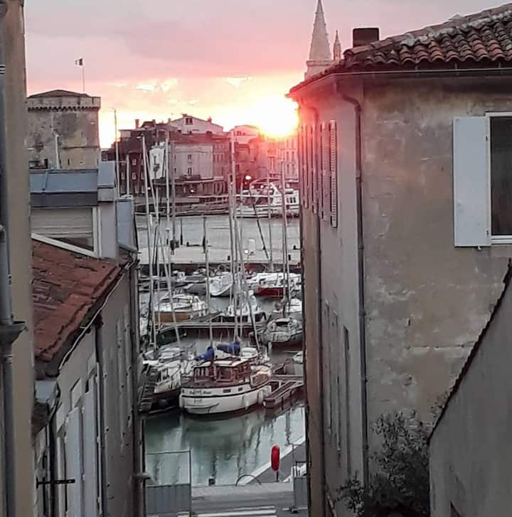 lof vieux port La rochelle