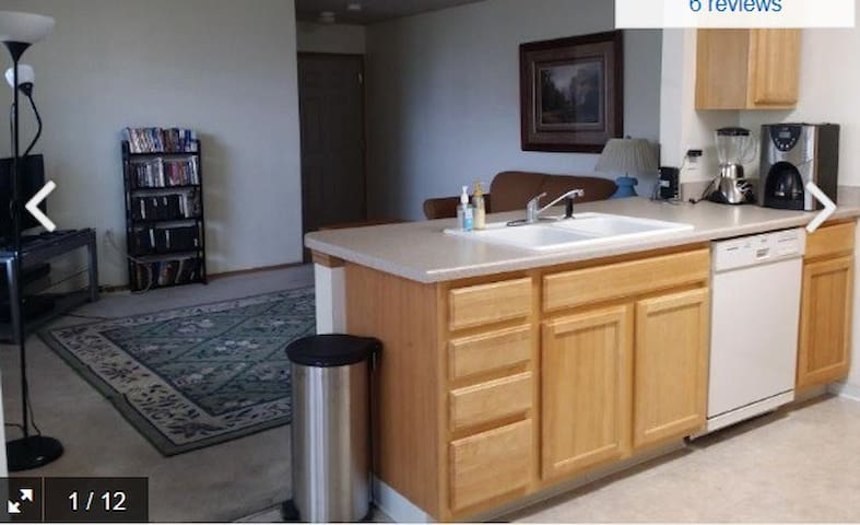 Cozy 2bed/2bath apt in Meridian Idaho - Meridian - Wohnung