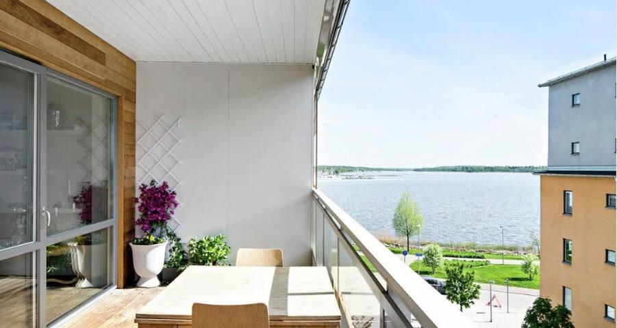Nice flat close to center and lake Mälaren - Västerås - Wohnung