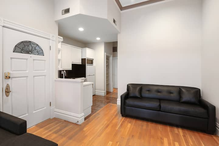 Large, Bright One-Bedroom Victorain in Pac Heights