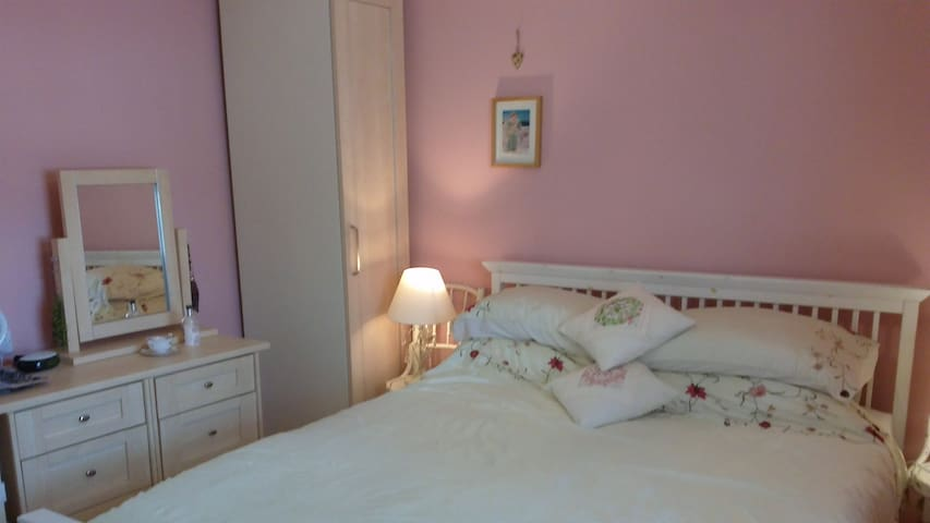 Double Room with own bathroom  - Wells - Wikt i opierunek