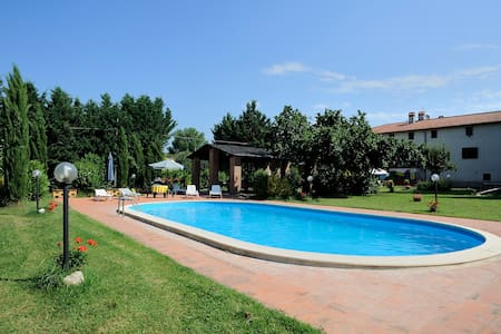 "Casa vacanza ""Casale Fiore"", Umbria - Città di Castello - Flat"