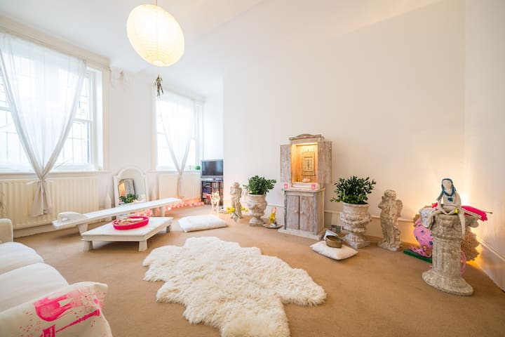 """Olympia Best Place! Chic&Elegant"""" - London - Apartment"""