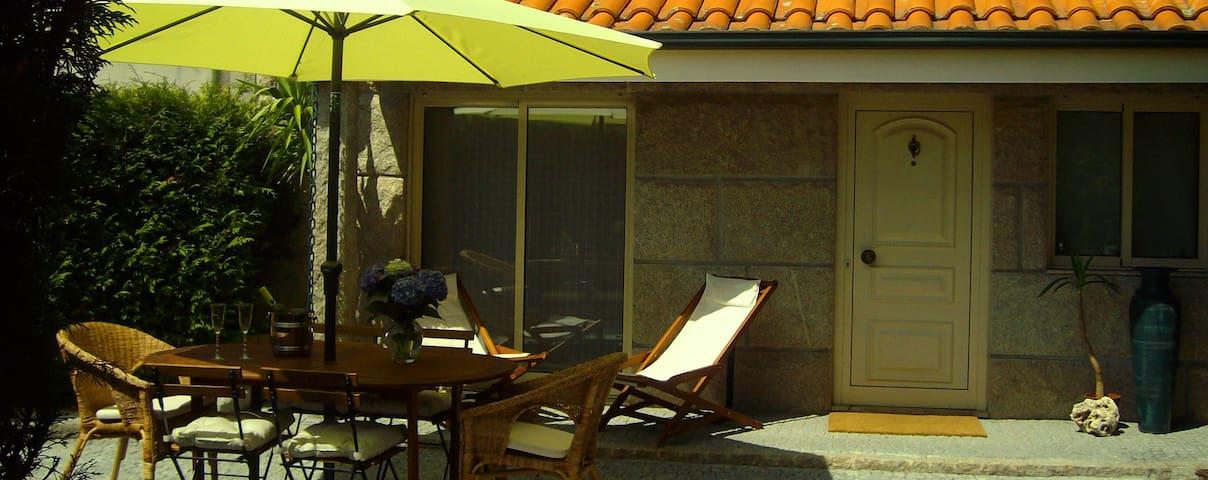 Casa de campo próxima da cidade - Penafiel - Villa