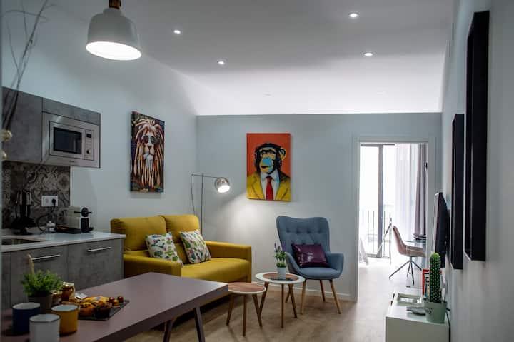 Apartamentos Turísticos Moret11 Centro 1A