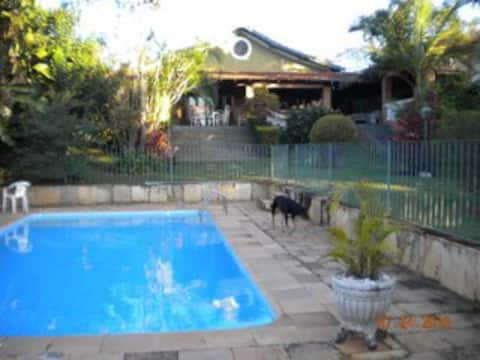 Aguas da Prata! 3 bed/ Pool/ BBQ !