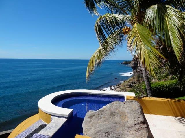Casa Punta Careyes,La Libertad,E.S. - Tamanique - Haus