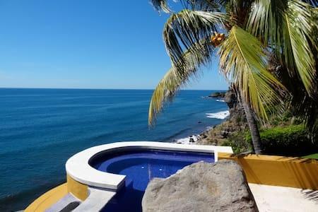 Casa Punta Careyes,La Libertad,E.S. - Tamanique - Ház