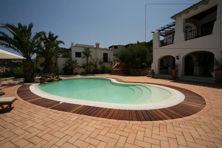 Luxury apt in Porto Cervo, Sardinia - Arzachena - Apartment