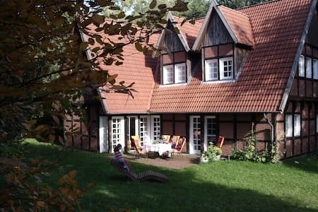 Landhaus am Zauberwald - Löningen - Haus