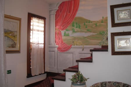 Casa Ibba -2rooms -Amazing terrace - Bed & Breakfast