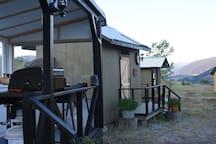 Kitchen /Bath House / Outhouse