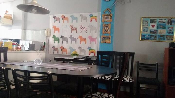 Apartamento Privado Marco Anfitrión de Lima, Perú