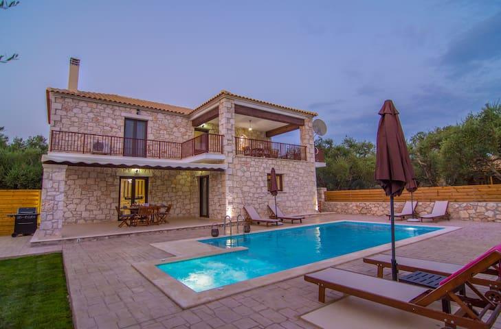 Adamas Luxury Stone Villas villa III - Patra - Daire