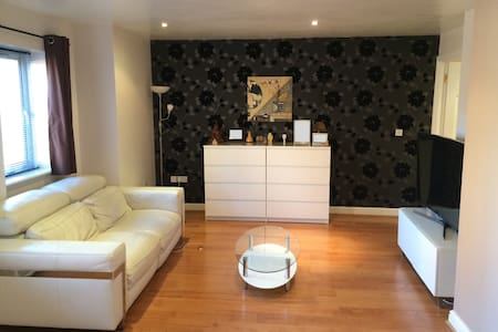 Private Flat with 2 double bedrooms - Royal Leamington Spa