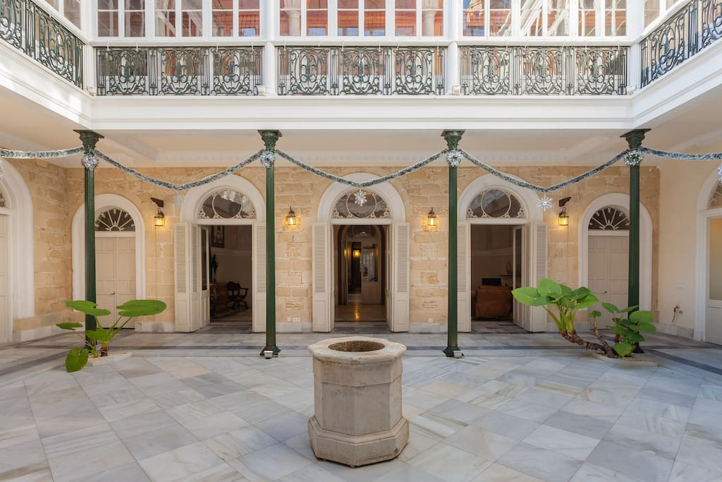 Casa palacio en pleno centro casas en alquiler en jerez de la frontera andaluc a espa a - Alquiler casa jerez ...