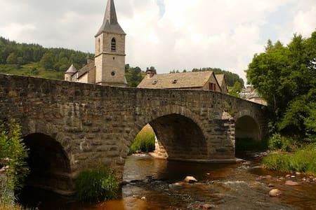 Gite au coeur d'un beau village en Aubrac - Saint-Juéry - Σπίτι