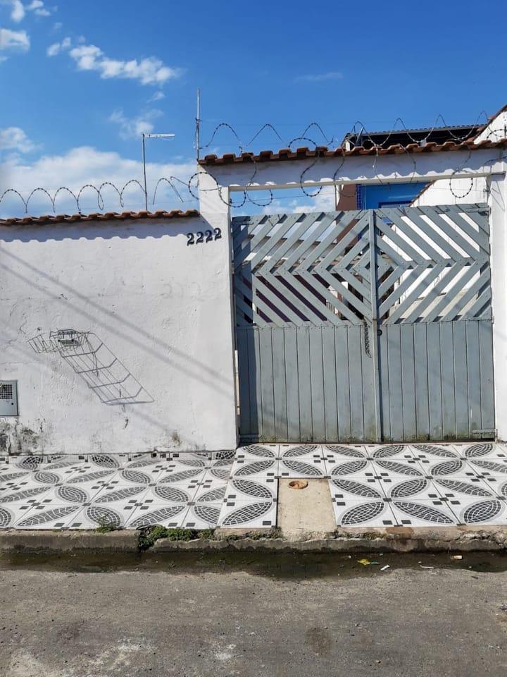 Casa aconchegante em Agenor do Campo.