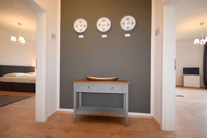 Stylish Room - Heinrich-Heine-Business Lounge P3 - Düsseldorf - Daire