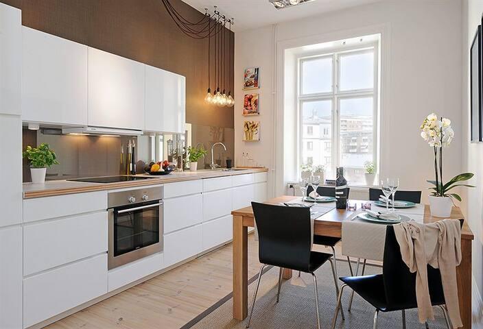 Modern apartment in BILBAO - บิลเบา - อพาร์ทเมนท์