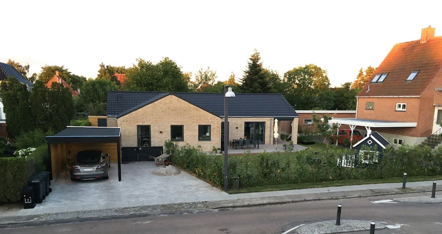 Close to Copenhagen with great facilities! - Rødovre - House