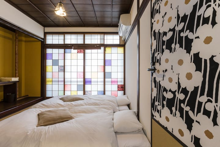 Expo Hostel Ori Room5 -500yen bike for your stay-