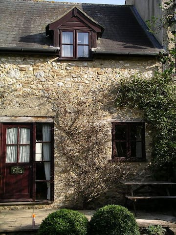 Country Cottage in Beautiful Scenery - Musbury - Daire