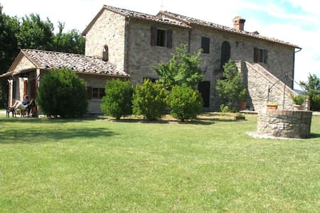Casa Chiara Farmhouse - Umbertide