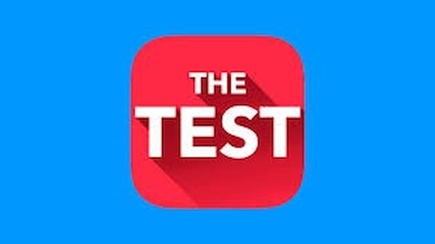 This is a test! Do not book!