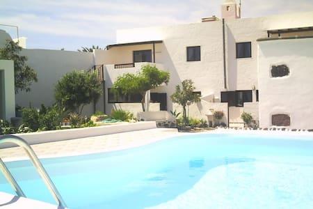 """Cálida casa """"Gara"""" Mala-Lanzarote - Mala - Appartement"""