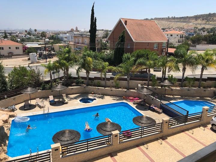 Mediterranean Sea View Apartments