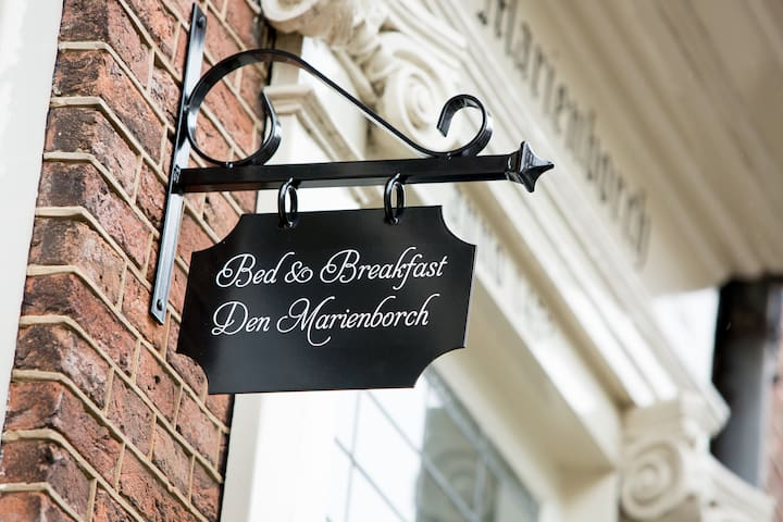 Monumentaal overnachten Den Marienborch Doesburg - Doesburg - Bed & Breakfast